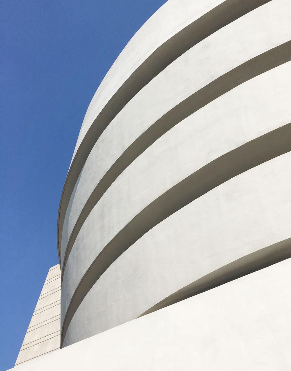 Guggenheim Museum, New York #mustseeinNewYork #museumsofNewYork #thingstodoinnewyork