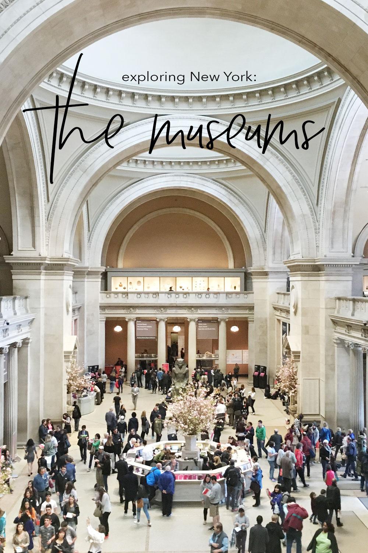 Museums of New York #thingstodoinnewyork #newyorkguide #travel #newyork   The Good Living Blog