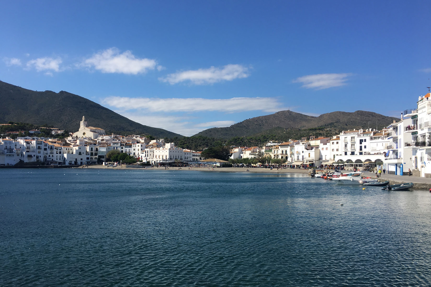 Day trip from Barcelona - Cadaques. #daytripfrombarcelona #cadaques