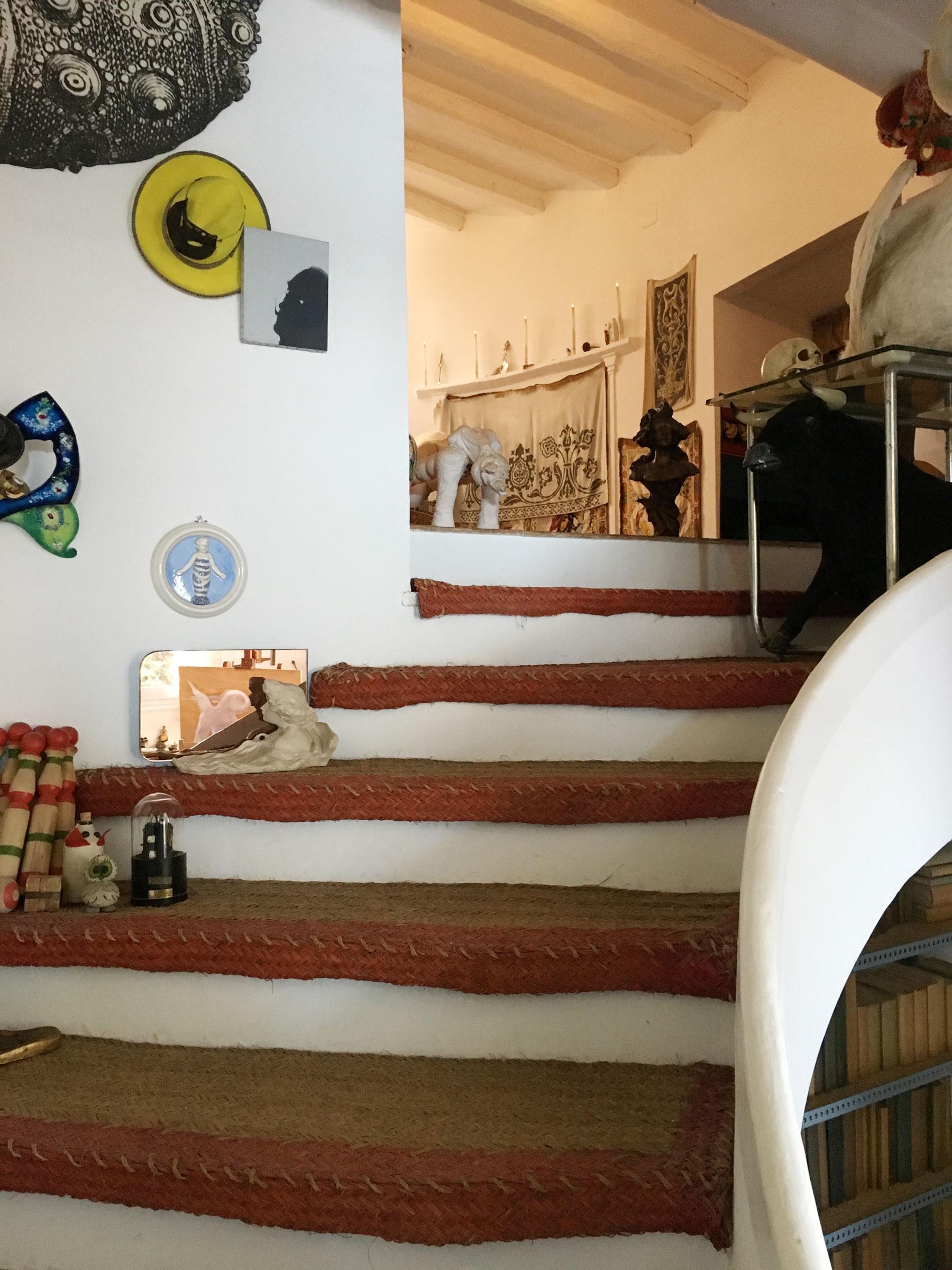 Day trip from Barcelona - Casa Dali, Port Lligat. #casadali #dalishouse #portlligat #daytripsfrombarcelona