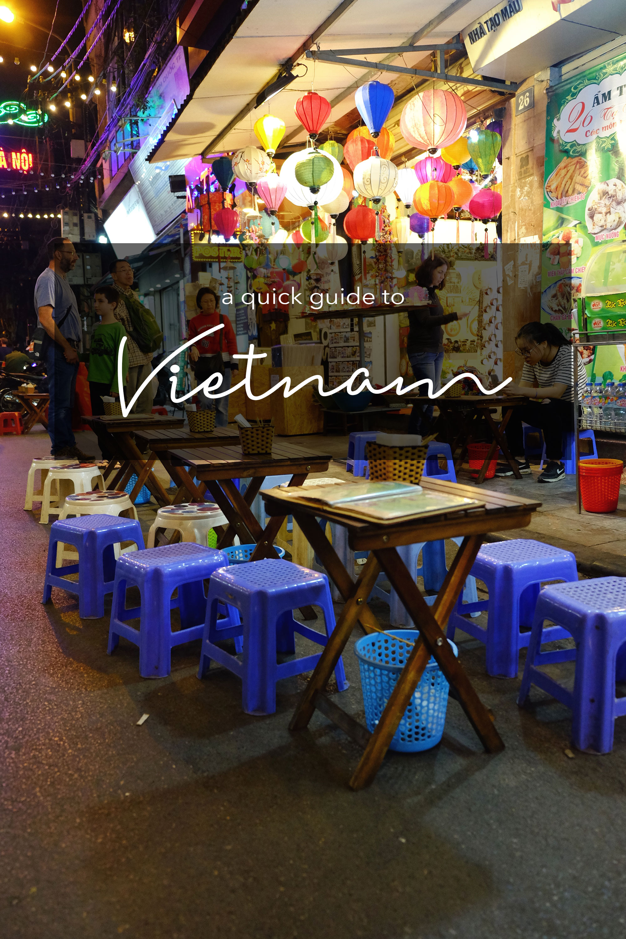How to spend 6 days in Vietnam, a quick guide. #vietnam #travel