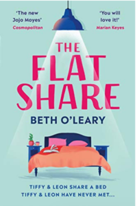 Book recommendations. Flat Share.