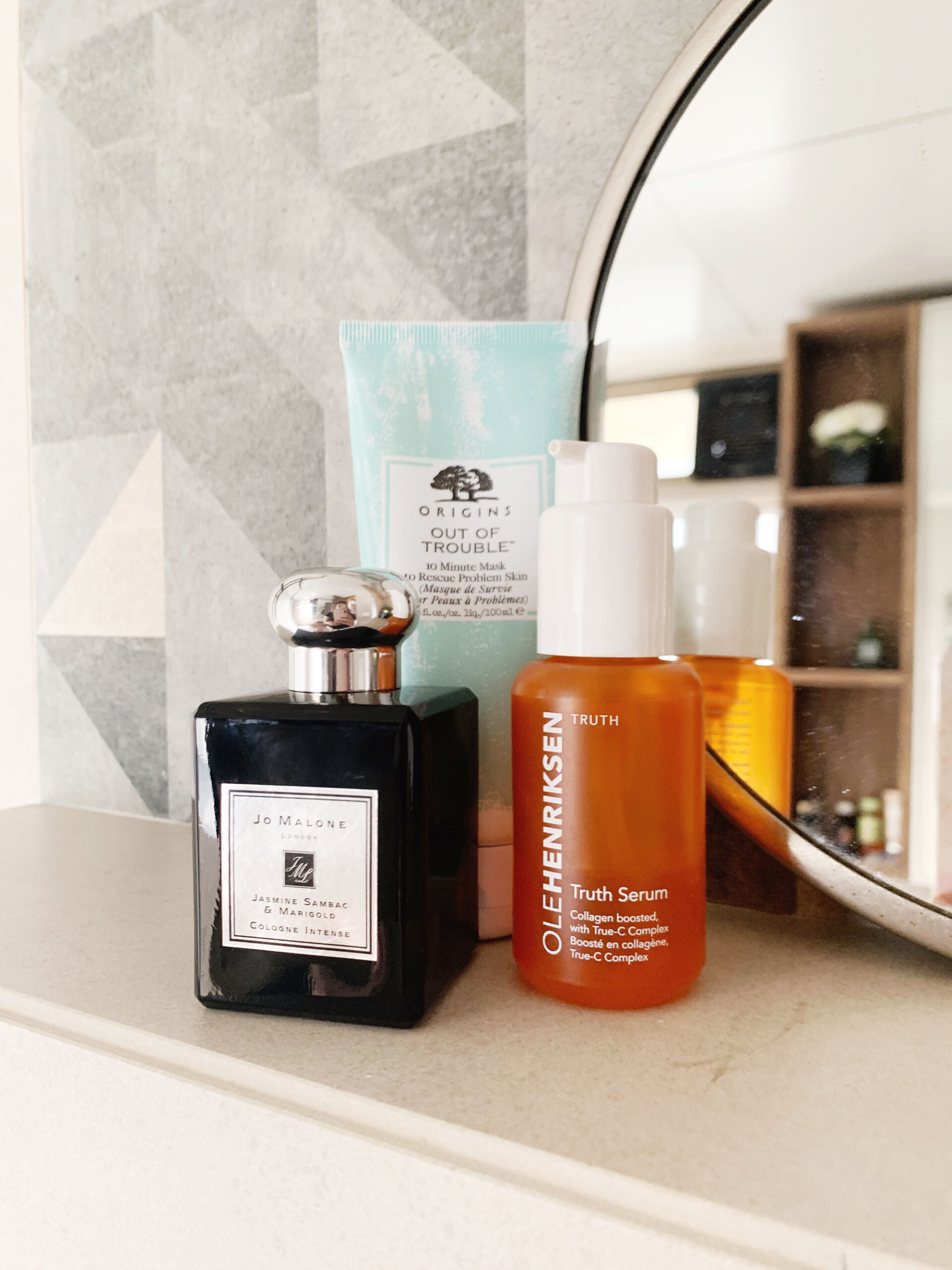 Beauty products worth repurchasing, including Ole Henriksen's Truth Serum. It's the best Vitamin C I've ever tried!!!