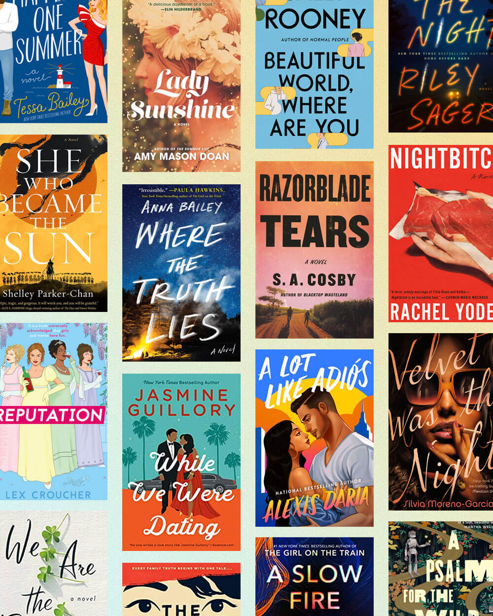 best new summer books to read in 2021